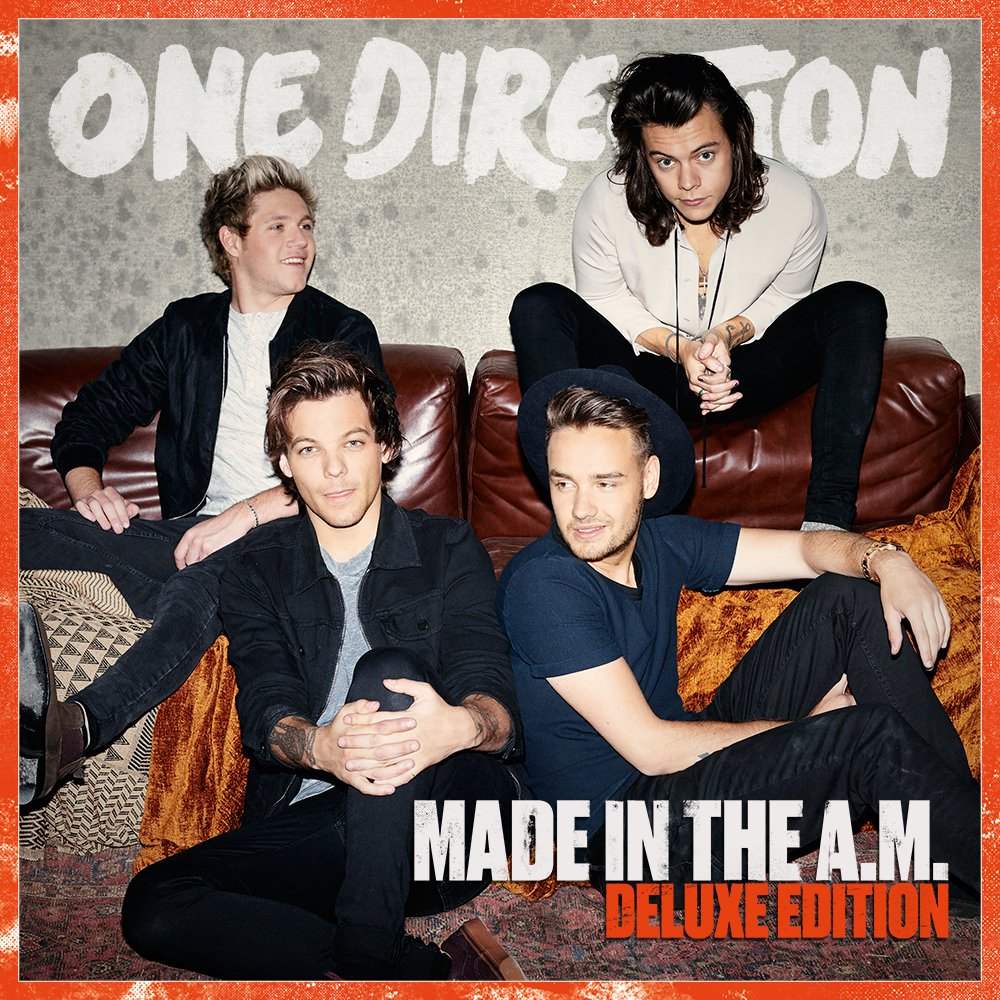 Love Drag Me Down, Perfect & Infinity? Grab your copy of Made in the A.M. Now! https://t.co/qYEj3RwRVN https://t.co/doREsX2rIM