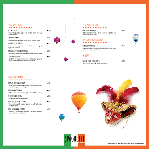 It's a carnival for your palette!  Check out our new Carnival menu with some lip smacking italian delights. https://t.co/yrVJ5epI8b