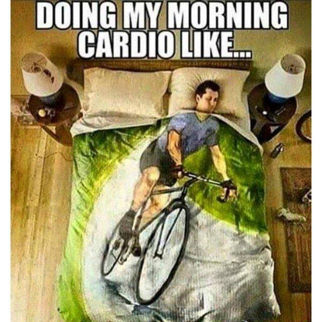 Morning #Cardio like.... #morningmotivation https://t.co/j0AGqqlkBC