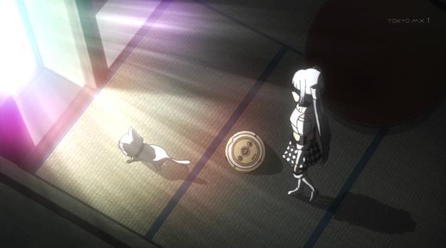 【白猫】アニメ「ミス・モノクローム -The Animation- 3」第8話にキャトラが登場!キャプ画像、みんなの感想まとめ!【プロジェクト】