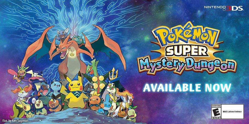 Pokemon Super mystery dungeon CUR0vN_XAAIxTjq