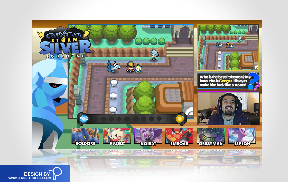 With the unfortunate end to the @TheKingNappy Storm Silver series, here's the layouts you DIDN'T get to see! RT :) https://t.co/HpF3SllVuG