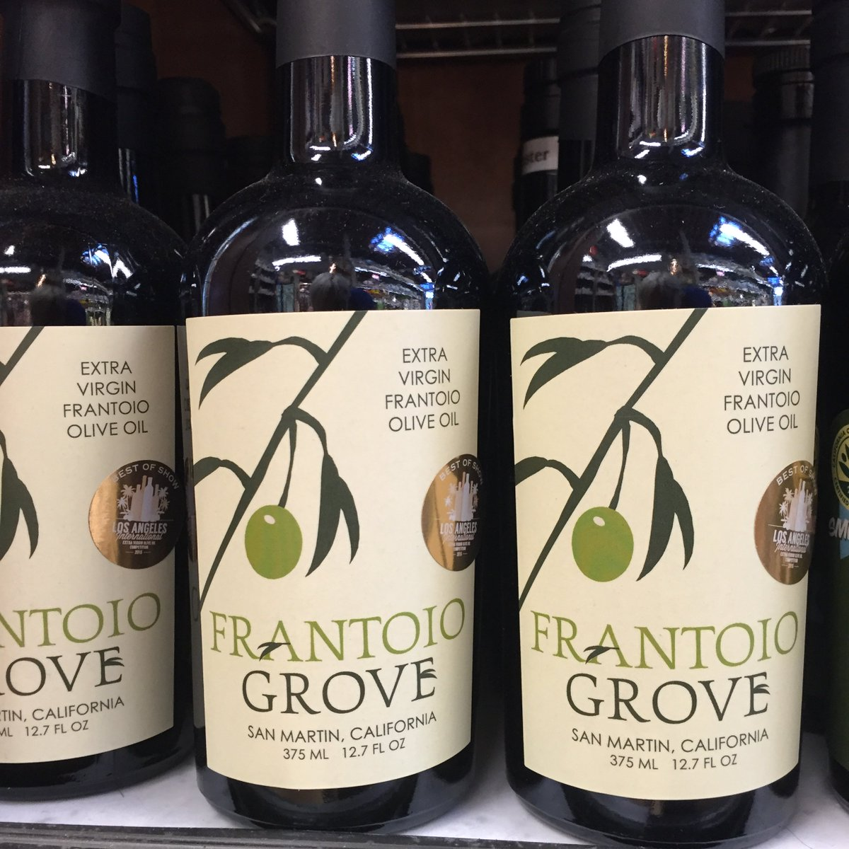Image result for frantoio grove olive oil