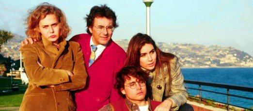Nella foto Ylenia Maria Sole Carrisi con la sua famiglia.