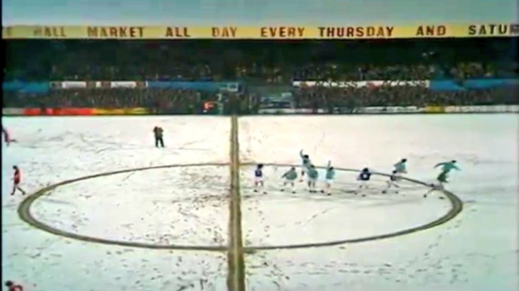 Southend vs Liverpool 1979 Roots Hall