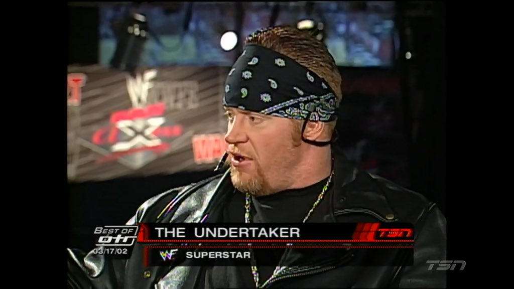 As @wwe celebrates 25 years of the undertaker, re-live