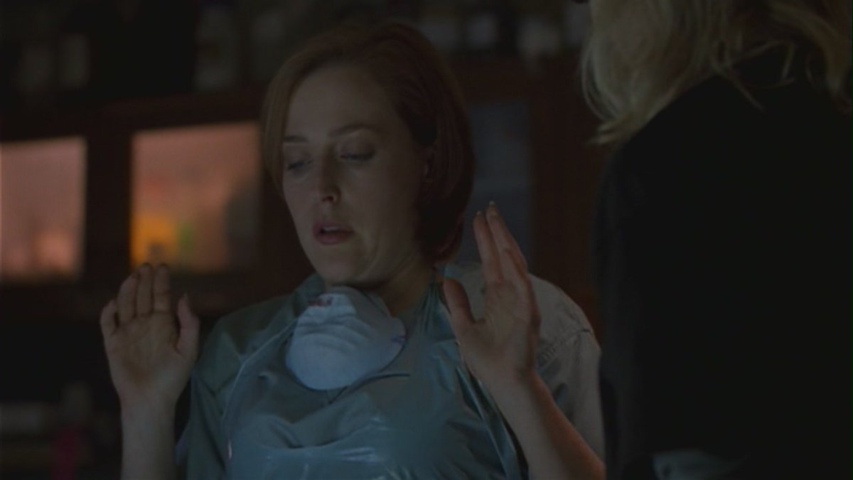 "Quotes X Files Xfiles Quotes On Twitter ""langly ""uhhhm Scully What Killed"