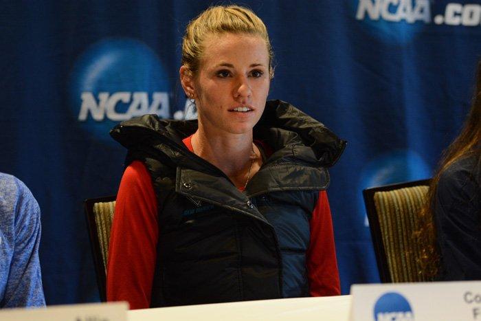 US Olympian Courtney Frerichs