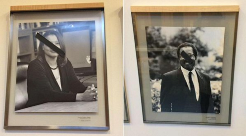 RT @GlobalGrindNews: Black Harvard Law professors' portraits defaced, police identify incident as a hate crime https://t.co/QjNTiZRQYd http…