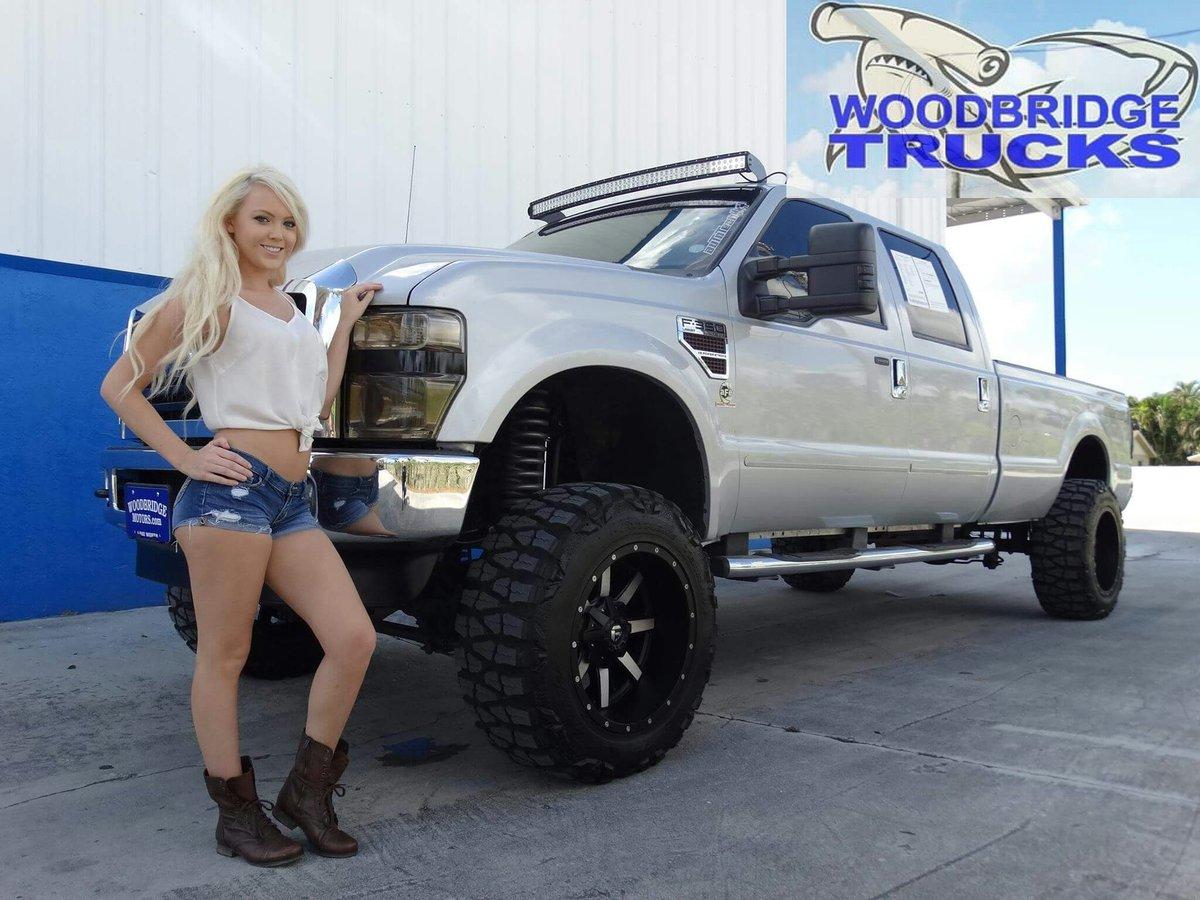 badass trucks and hot naked girls