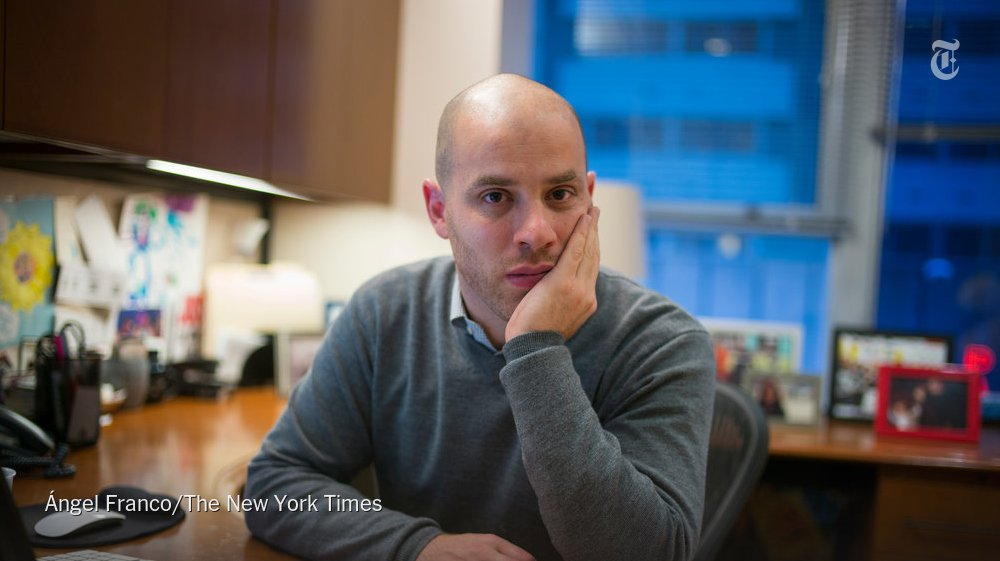 RT @NYTMetro: Michael Skolnik, the 37-year-old New Yorker in the middle of Civil Rights 2.0. by @alanfeuer https://t.co/UooGVqG118 https://…