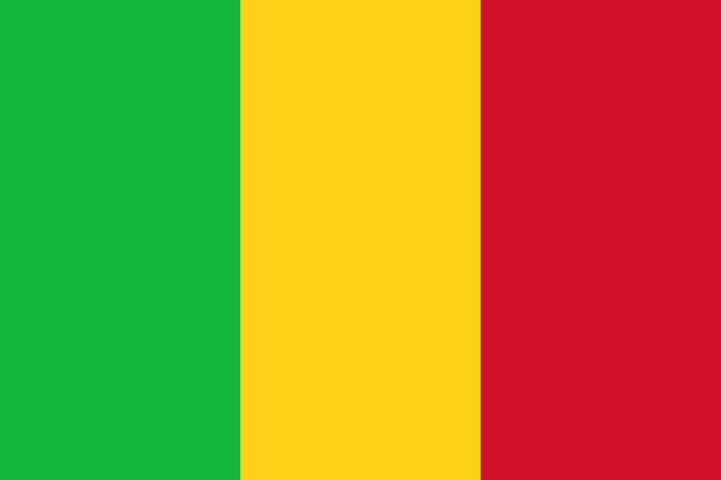 I wonder if the Mali national flag will get splashed around Twitter  in a show of solidarity  ? https://t.co/EXFKd0VojR