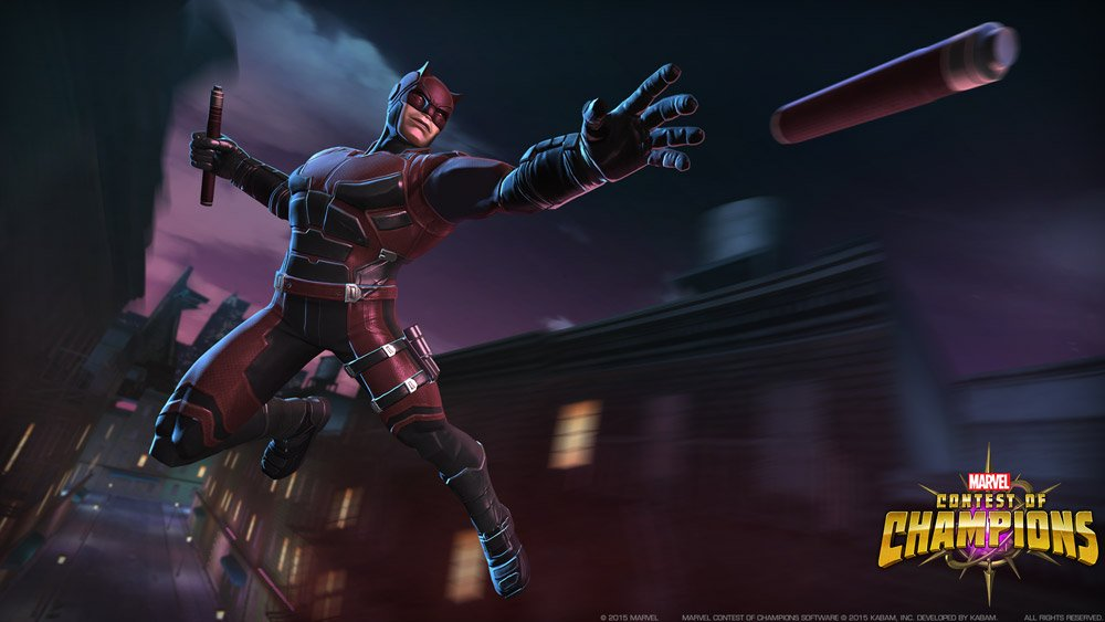 Daredevil On Twitter Suit Up As Daredevil Himself As The Newest
