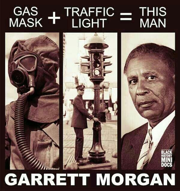 How Did Garrett Morgan Invent the Gas Mask