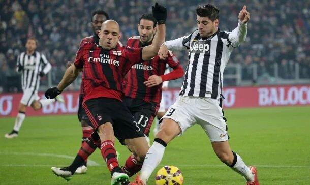 Rojadirecta Juventus Milan Streaming Diretta TV Oggi Serie A.
