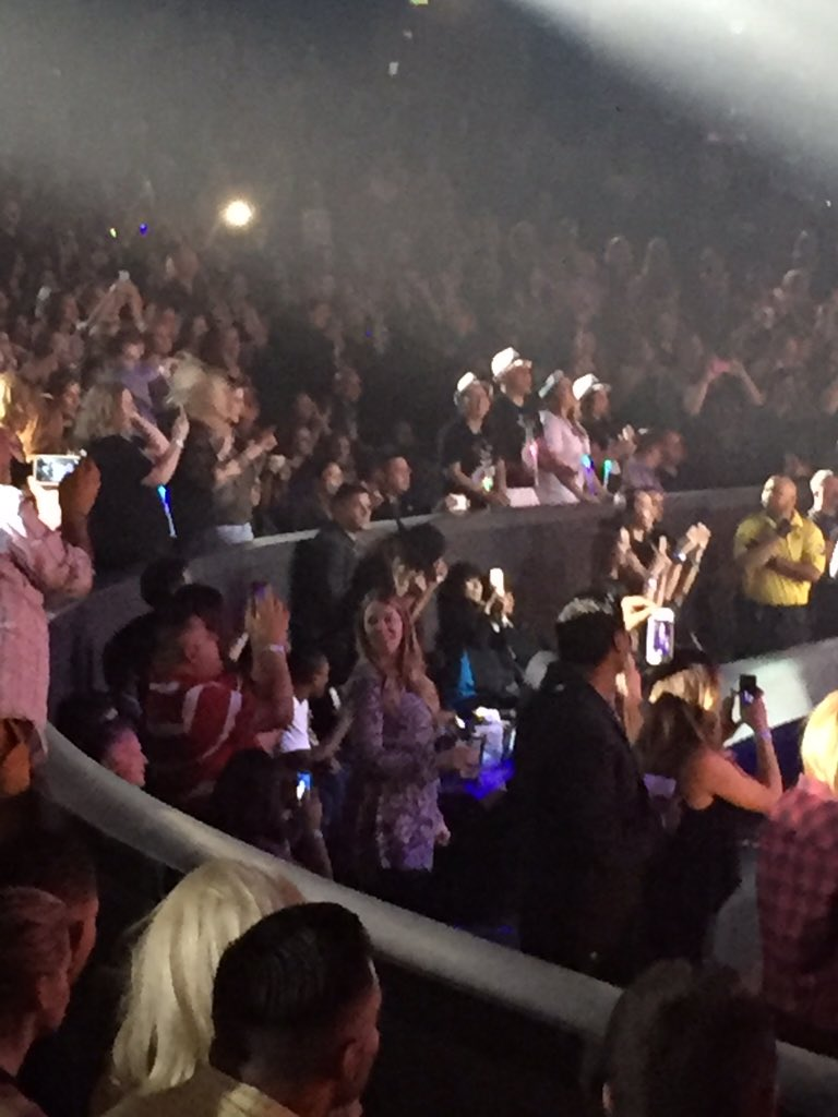 Beyoncé Can't Stop Singing to Britney Spears Songs While Attending Her Las Vegas Concert With Jay Z