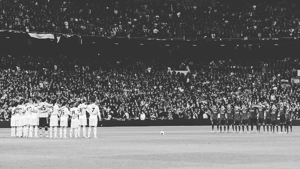 Special #matchday #ElClásico... Ready and waiting! @realmadrid