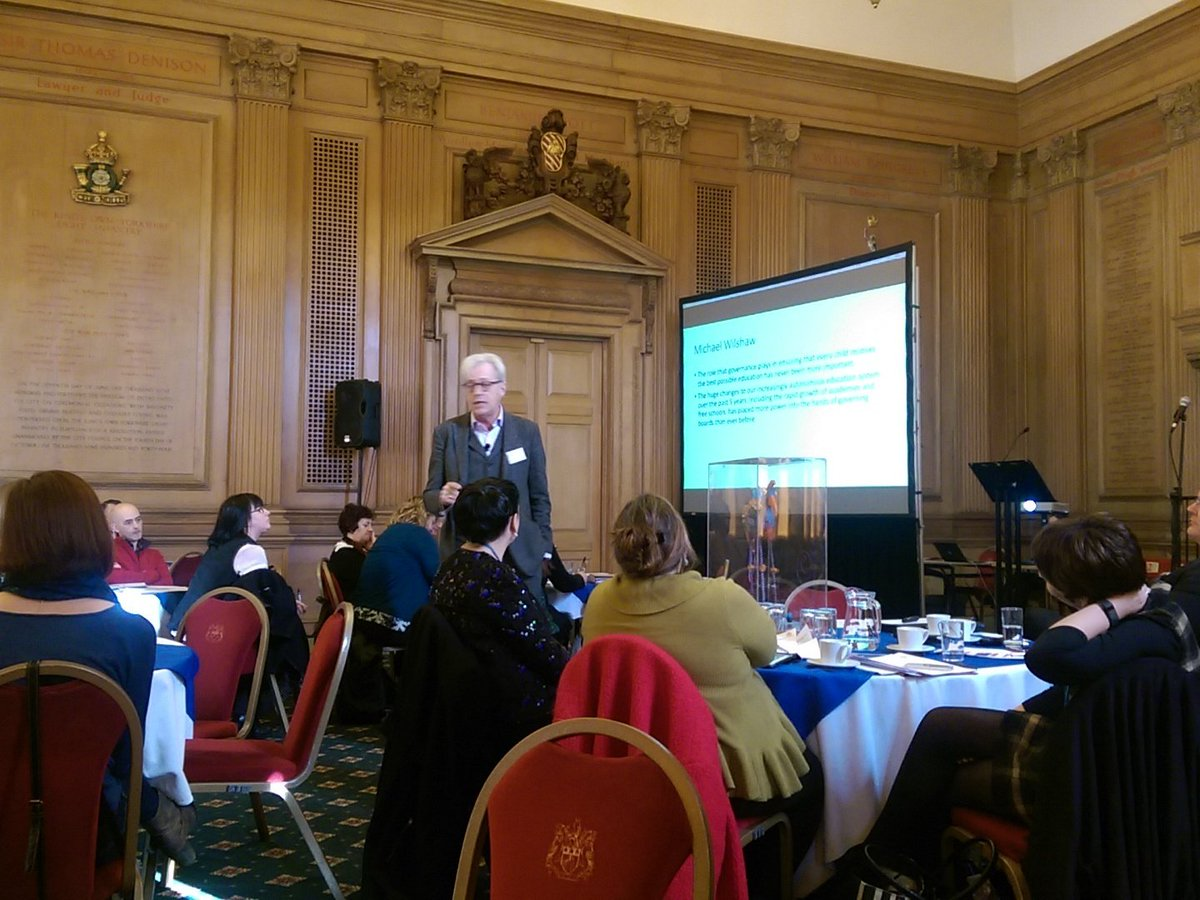 """Wellbeing central to successful education for children"" says @RealDCameron to @LeedsGSS conference. https://t.co/ivkzc3XXya"