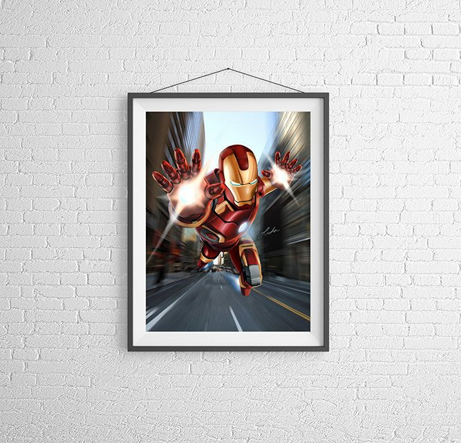 Iron Man by #DrawingsAndShit (25.00 AUD) pic.twitter.com/LNnQXdS8Gj