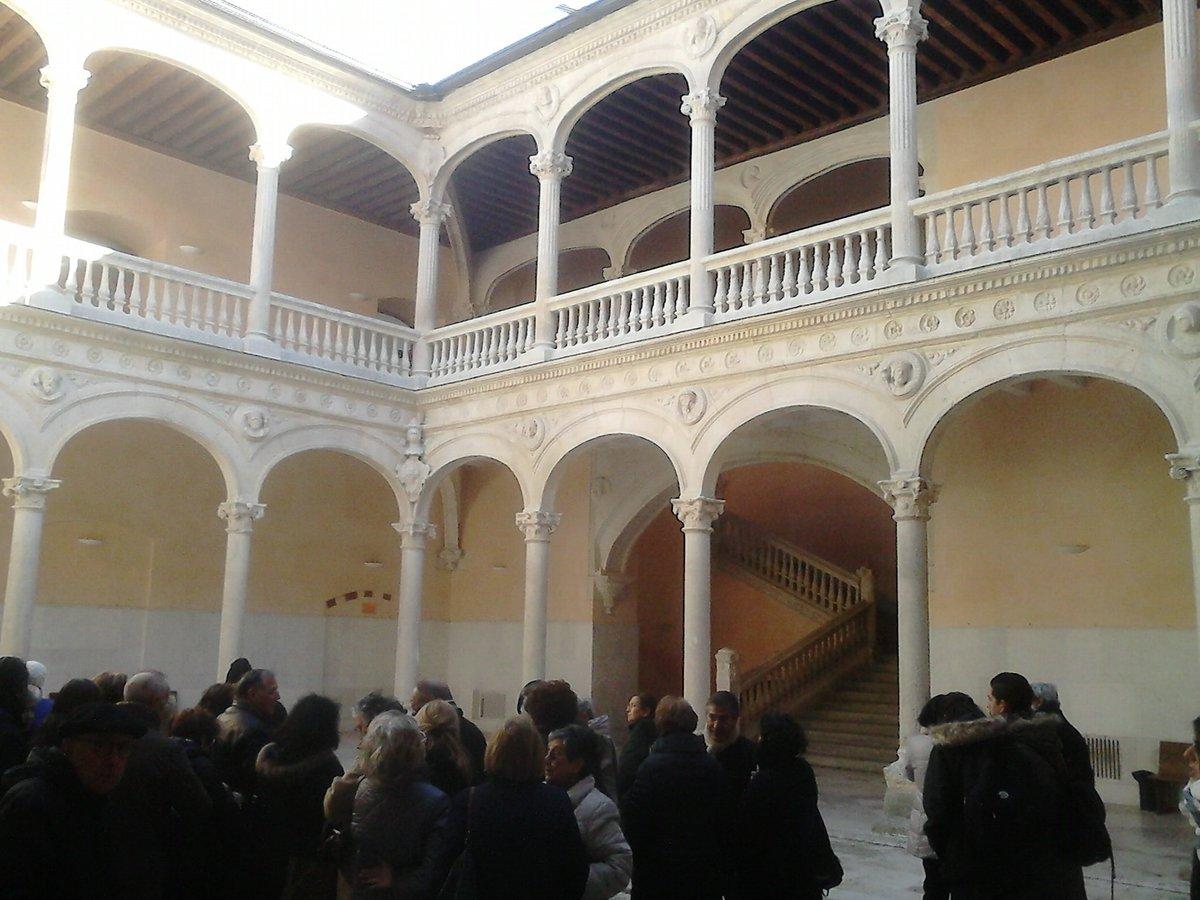 Javier Baladron Alonso On Twitter Palacio De Los Duenas En Medina