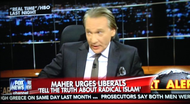 Bill Mahr urges liberals to tell the truth about radical Islam! #tcot https://t.co/iL1ZP8aXwr