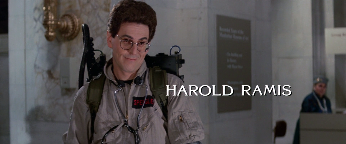 Remembering Harold Ramis on his birthday. https://t.co/qTVNMxx42Z
