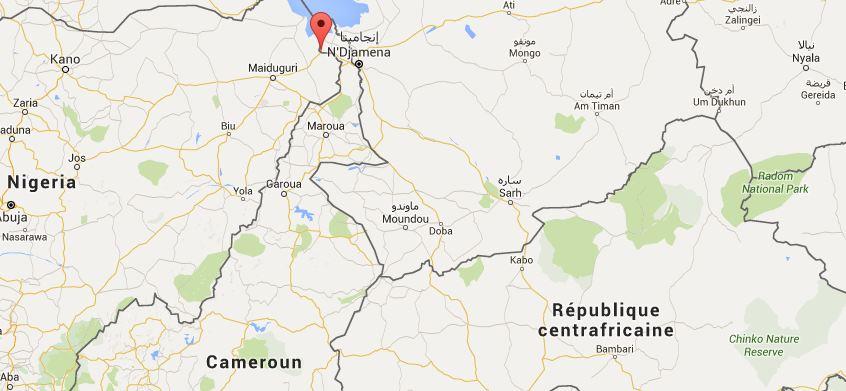 #Cameroun > 4 femmes kamikazes se sont fait exploser dans les environs de Fotokol, dans l'Extrême-Nord du pays