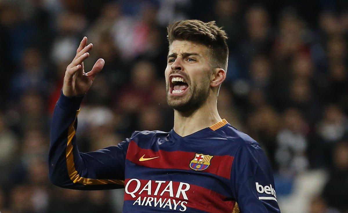 """Pique: """"Mourinho vaqtida """"Real""""ga qarshi bor kuchimiz bilan o'ynar edik"""""""