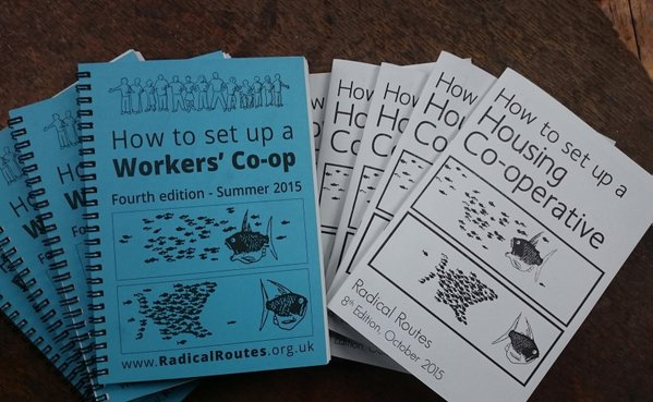 Radical Routes Booklets