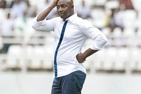 Siasia applies for Bafana Bafana job