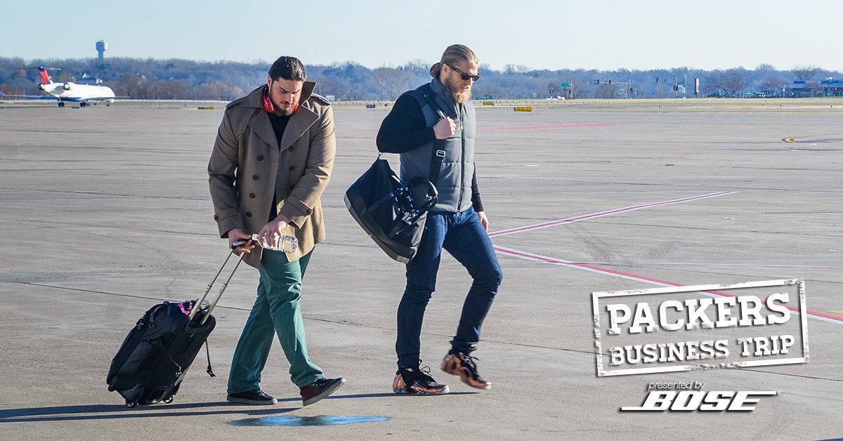 In town for work. 💼 #GBvsMIN   See photos from today's @Bose #PackersBusinessTrip: https://t.co/8meLHtUQvg https://t.co/GkNBfvsi4a