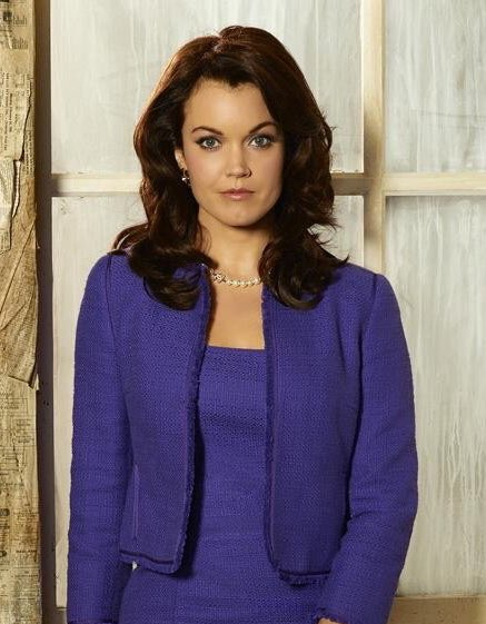 Bellamy Young Yale