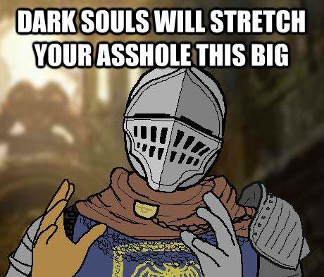 Stretch my anus healthy!