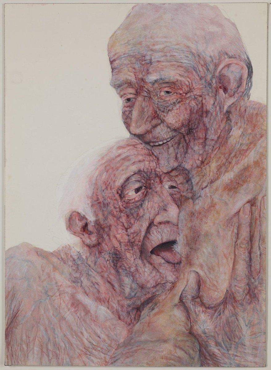 Elderly erotica