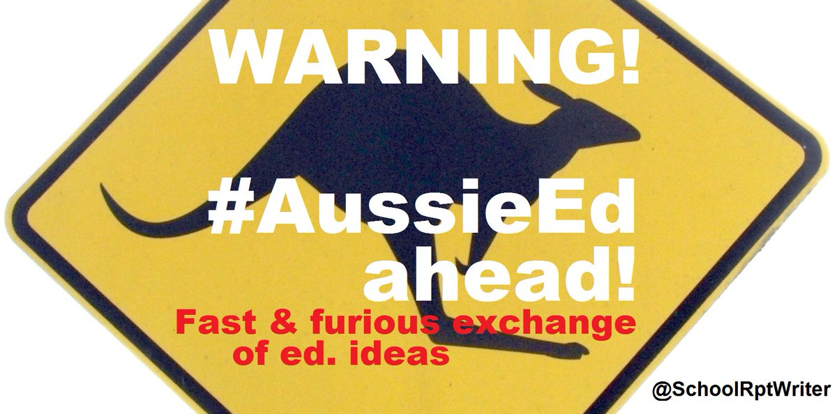 STARTING NOW! The ever popular #aussieED chat TOPIC: Innovation with @kerencaple @EmmmKat @ZeinaChalich @MRsalakas https://t.co/4Ely0DxNm4
