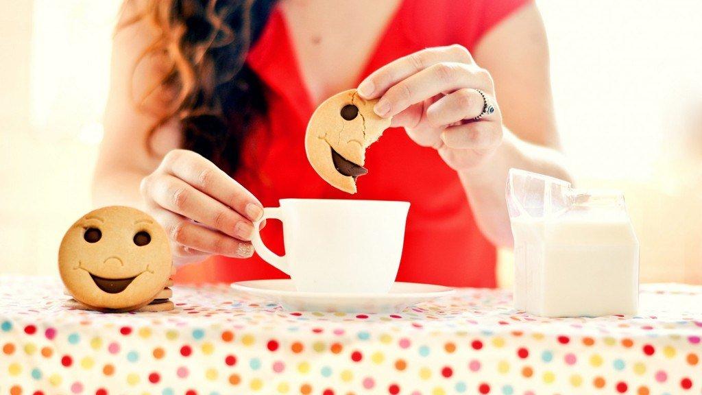 Пью чай с печеньками картинки прикольные, темой вторник фото