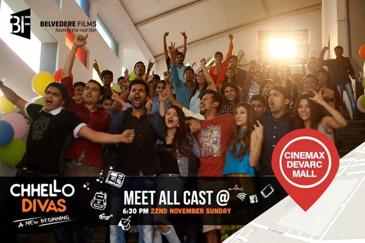 Gujarati Movies On Twitter Meet The Cast Of Chhello Divas