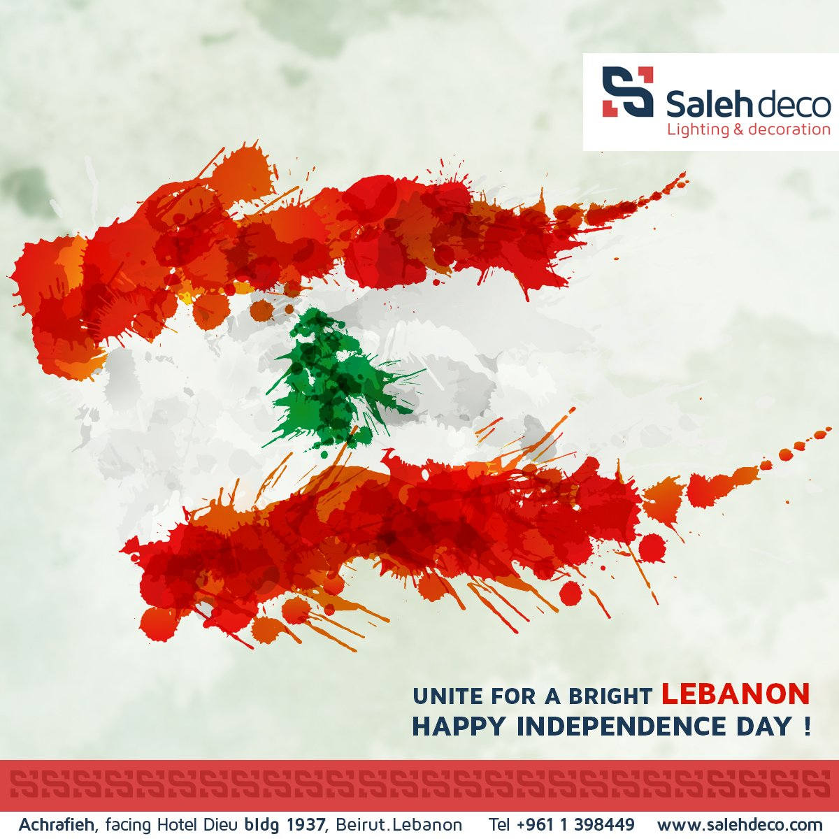 Happy Independence day LEBANON! #independenceday #lebanon #livelovelebanon #livelovebeirut #independence #freedom https://t.co/o80RdwRvCF
