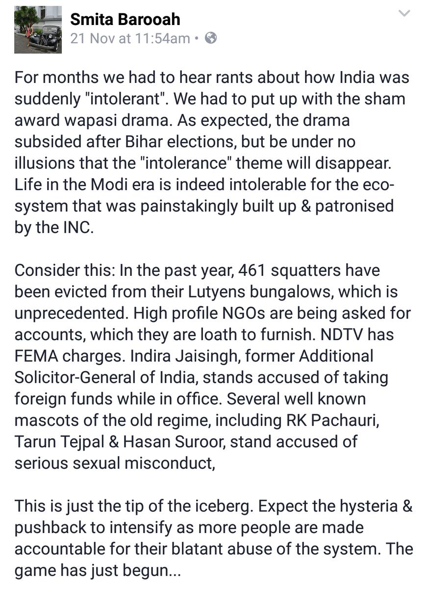 In Modi's intolerant India.... (Via @smitabarooah) https://t.co/DqKKM7rqys