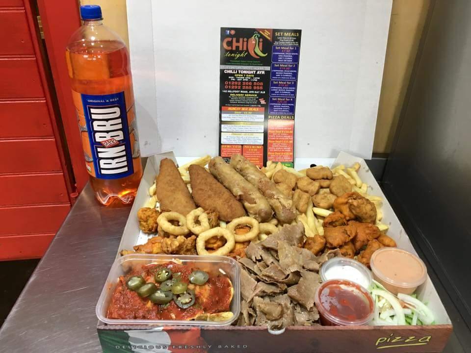 Attention non-Scottish followers.  This is a 'munchy box'.   Image courtesy of @jennifermjones. https://t.co/3Mu6RiHyT3