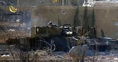 الوحش الفولاذي لدى قوات الجيش السوري .......الدبابه T-72  - صفحة 2 CU_7Ae-U8AA2qgB