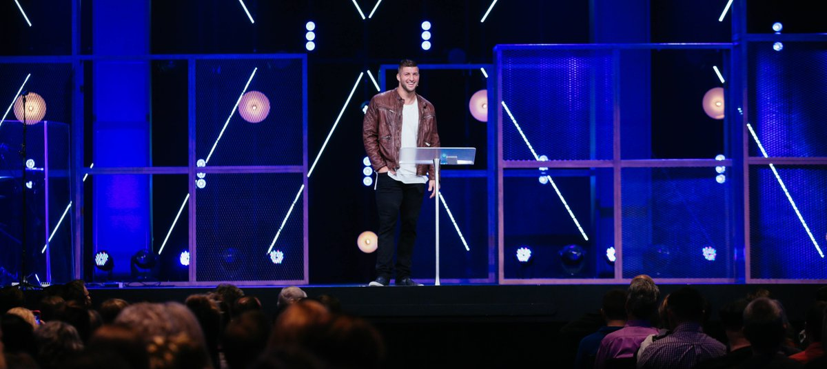 We loved spending this holiday weekend with you! @timtebow, thank you for joining us & welcome to the #nlcfamily! https://t.co/32L02Pdjdp