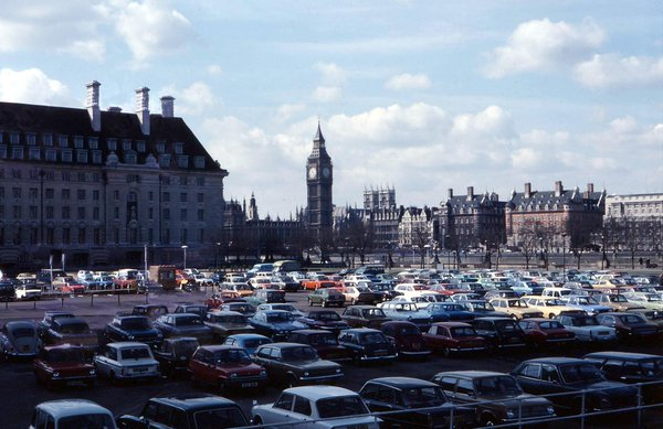 This Is What London Looked Like In 1976