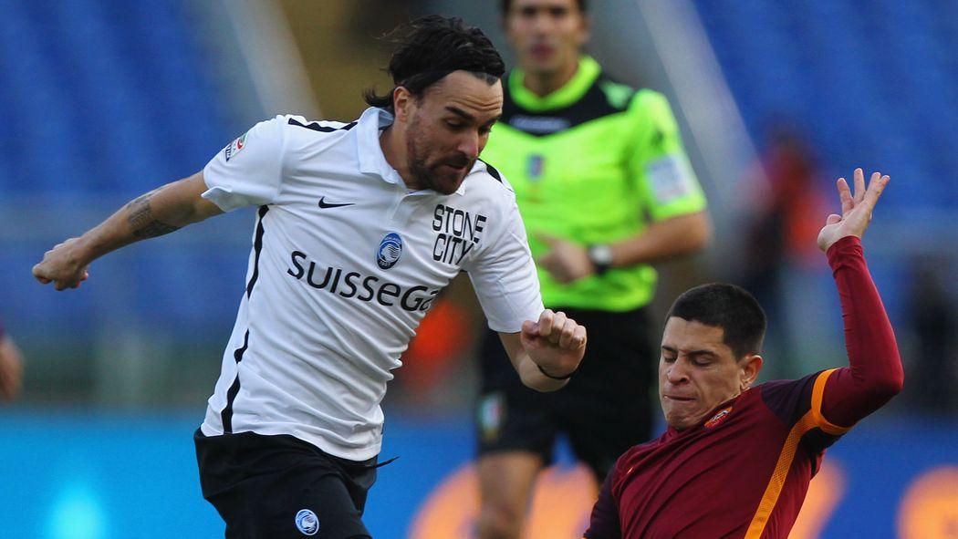 Roma Atalanta 0-2