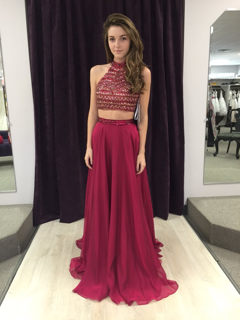 Kenzie Hansley On Twitter These Beautiful Sherri Hill Dresses Are Now At Camille S Fl 2 Piece Size 4 Ruby And Short Dress