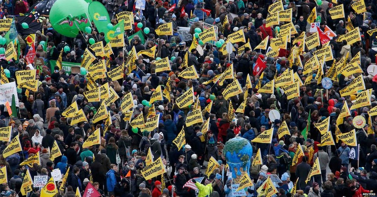 RT @BBCWorld: #ClimateMarch rallies around the world demand action https://t.co/7dvUvw592K https://t.co/o05kuh0nLQ