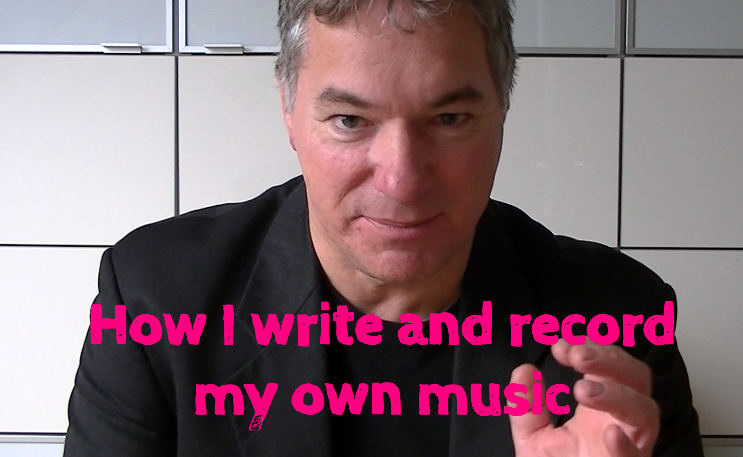 How I Write and Record Music