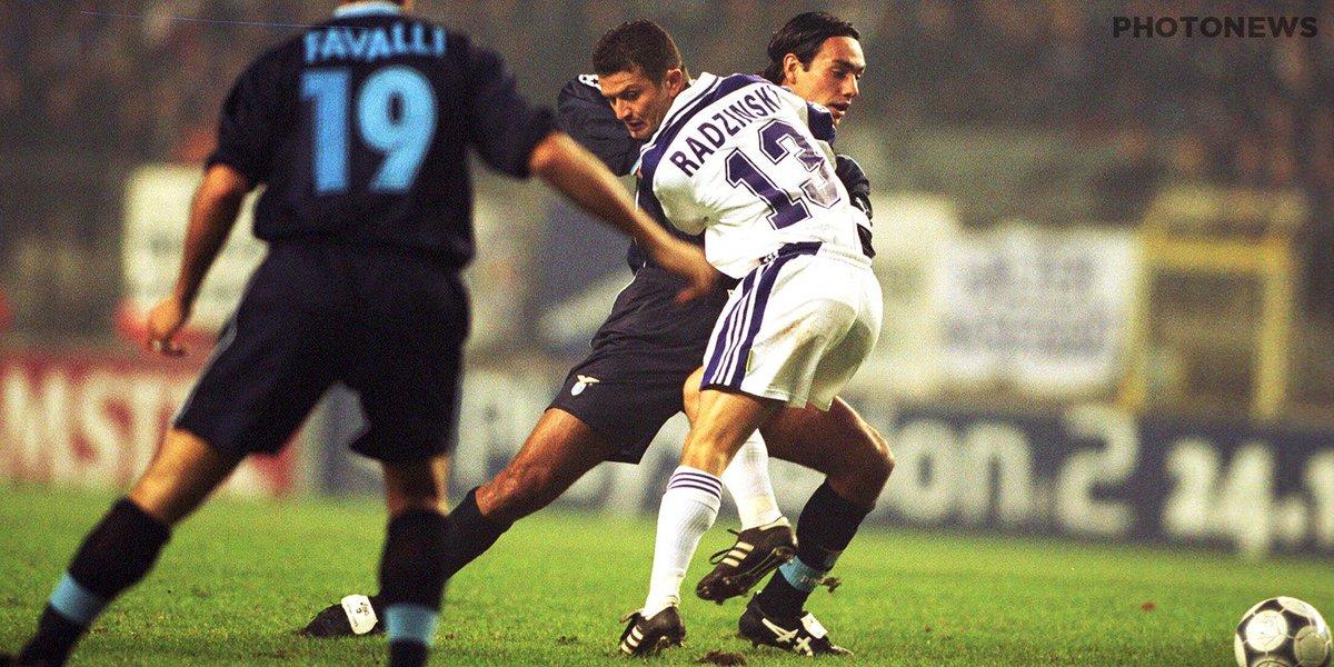 "RSC Anderlecht on Twitter: ""VIDEO | #onthisday : RSC Anderlecht 1-0 Lazio  Roma (22/11/2000) https://t.co/AP0Khu5Gx2 #RSCA #UCL #COYM  https://t.co/0T0a1UP217"""