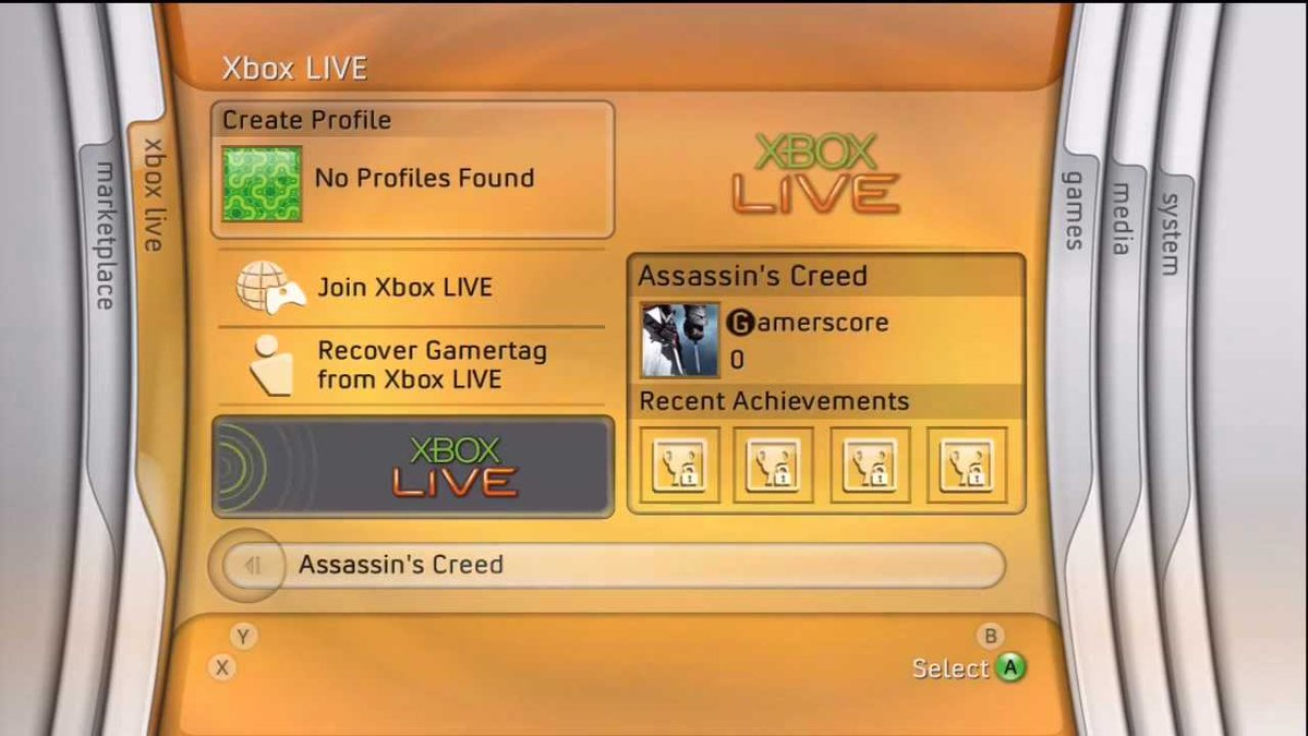 In light of Xbox 360's 10th birthday: I miss you, blades interface. You were great. https://t.co/21S7jH7Rqp