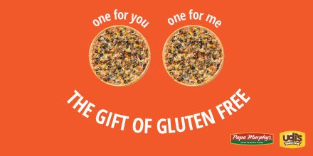 Don't stress! RT for a chance to win @papamurphys pizza on Udi's #glutenfree crust the day before Thanksgiving! https://t.co/ivA8I0SmxW
